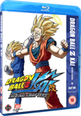 Dragon Ball Z Kai: The Final Chapters - Part 1/3 [Blu-ray]