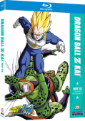 Dragon Ball Z Kai - Part 6/8 [Blu-ray]