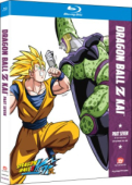 Dragon Ball Z Kai - Part 7/8 [Blu-ray]
