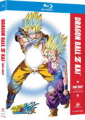 Dragon Ball Z Kai - Part 8/8 [Blu-ray]