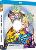 Dragon Ball Z Kai: Season 4 [Blu-ray]