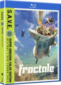 Fractale - Complete Series: S.A.V.E. [Blu-ray+DVD]