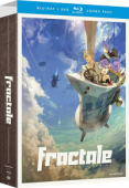 Fractale - Complete Series: Limited Edition [Blu-ray+DVD]