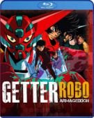 Getter Robo: Armageddon - Complete Series [Blu-ray]