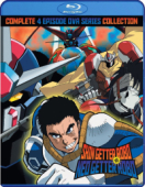 Shin Getter Robo vs. Neo Getter Robo (OwS) [Blu-ray]