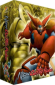 New Getter Robo - Complete Series