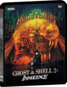 Ghost in the Shell 2: Innocence - Limited Steelbook Edition + OST