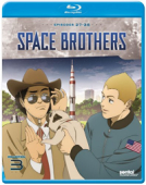 Space Brothers - Part 3/8 (OwS) [Blu-ray]