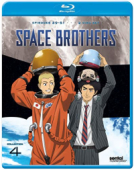 Space Brothers - Part 4/8 (OwS) [Blu-ray]