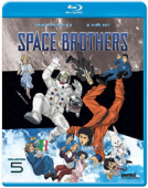 Space Brothers - Part 5/8 (OwS) [Blu-ray]