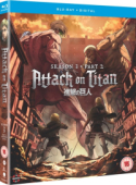 Attack on Titan: Season 3 - Part 2/2 [Blu-ray]