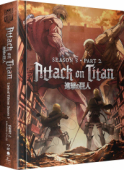 Attack on Titan: Season 3 - Part 2/2: Limited Edition [Blu-ray+DVD] + Artbook
