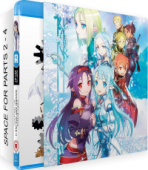 Sword Art Online: Season 2 - Part 1/4: Limited Edition [Blu-ray] + Artbox