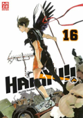 Haikyu!! - Bd.16: Kindle Edition