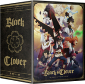 Black Clover: Season 2 - Part 3/5: Limited Edition [Blu-ray+DVD] + Artbox