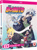 Boruto: Naruto Next Generations - Part 03 [Blu-ray]