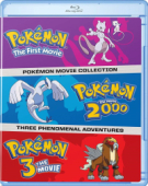 Pokémon - Movie 01-03 Collection [Blu-ray]