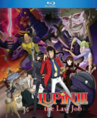 Lupin the Third: The Last Job (OwS) [Blu-ray]