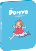 Ponyo - Limited Steelbook Edition [Blu-ray+DVD]