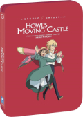 Howl's Moving Castle - Limited Steelbook Edition [Blu-ray+DVD]