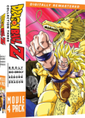 Dragon Ball Z - Movie 10-13