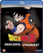 Dragon Ball Z - Movie 01+02: Dead Zone + The World's Strongest [Blu-ray]