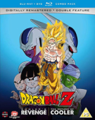 Dragon Ball Z - Movie 05+06: Cooler's Revenge + The Return of Cooler [Blu-ray+DVD]