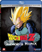 Dragon Ball Z - Movie 07+09: Super Android 13 + Bojack Unbound [Blu-ray]