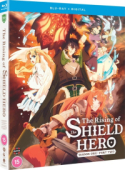 The Rising of the Shield Hero: Season 1 - Part 2/2 [Blu-ray]