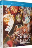 The Rising of the Shield Hero: Season 1 - Part 2/2 [Blu-ray+DVD]