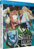 The Rising of the Shield Hero: Season 1 - Part 1/2 [Blu-ray+DVD]