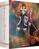 The Rising of the Shield Hero: Season 1 - Part 1/2: Limited Edition [Blu-ray+DVD] + Artbox