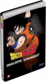 Dragon Ball Z - Movie 01+02: Dead Zone + The World's Strongest - Steelbook