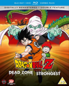 Dragon Ball Z - Movie 01+02: Dead Zone + The World's Strongest [Blu-ray+DVD]