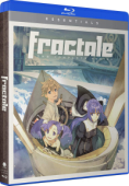 Fractale - Complete Series: Essentials [Blu-ray]
