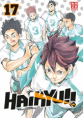 Haikyu!! – Bd.17: Kindle Edition