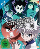 Hunter x Hunter - Vol.10/13 [Blu-ray]