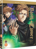 Black Clover: Season 2 - Part 3/5 [Blu-ray]