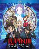 Lupin the Third: Goodbye Partner [Blu-ray]