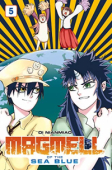 Magmell of the Sea Blue - Bd.05: Kindle Edition