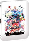 Promare - Limited Steelbook Edition [Blu-ray+DVD]