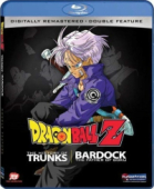 Dragon Ball Z - TV-Specials: The History of Trunks + Bardock, the Father of Goku [Blu-ray]