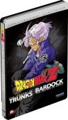 Dragon Ball Z - TV-Specials: The History of Trunks + Bardock, the Father of Goku - Steelbook