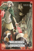 Delicious in Dungeon - Bd. 09