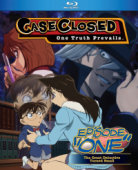 Case Closed: Episode ONE - The Great Detective Turned Small [Blu-ray]