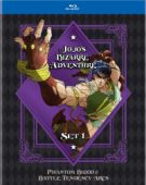 JoJo's Bizarre Adventure - Box 1 [Blu-ray]