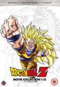 Dragon Ball Z - Movie 01-13 + TV-Specials Collection