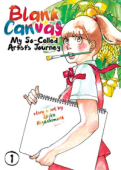 Blank Canvas: My So-Called Artist's Journey - Vol.01