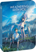 Weathering With You - Limited Steelbook Edition [Blu-ray]