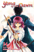 Yona of the Dawn - Vol.24: Kindle Edition